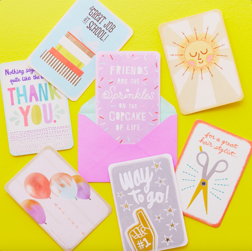 Hallmark's Free Card Friday Helps More Than 1 Million