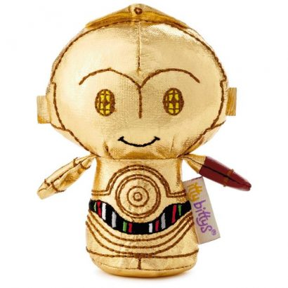 itty bittys® Star Wars™ C-3PO™ With Red Arm Stuffed Animal Limited Edition