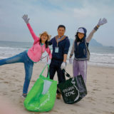 Hong Kong Beach Cleanup