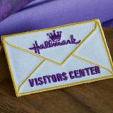 Hallmark Visitor Center Scout Badge