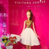 Barbie at Hallmark Visitors Center