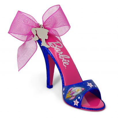 Exclusive Barbie® Shoe-sational Keepsake Ornament