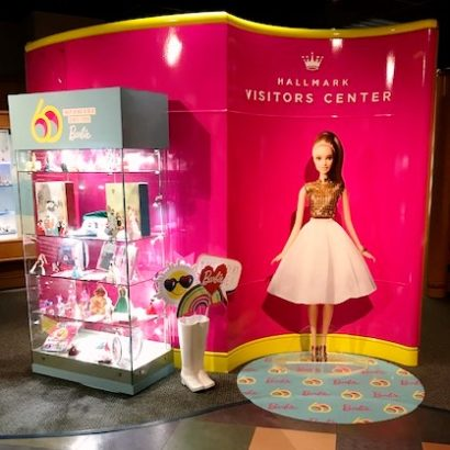 Barbie Take Two at Hallmark Visitors Center