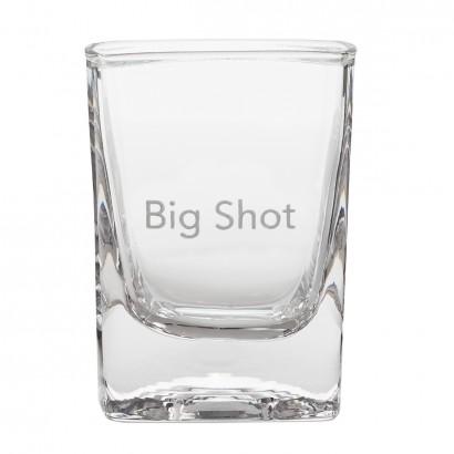Big Shot Lowball Glass