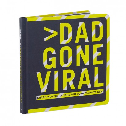 Dad Gone Viral Gift Book