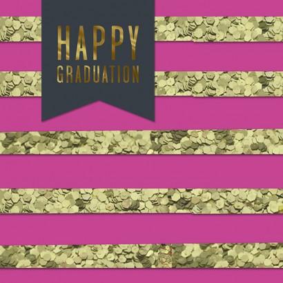 Hallmark Signature - Happy Graduation Card