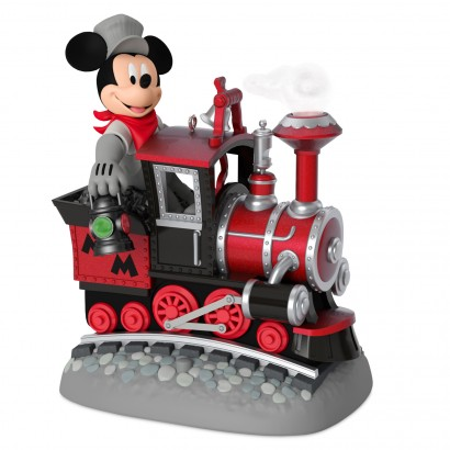 Mickey's Magical Railroad Keepsake Ornament