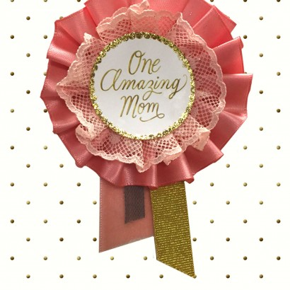 Signature - One Amazing Mom Mother's Day Card