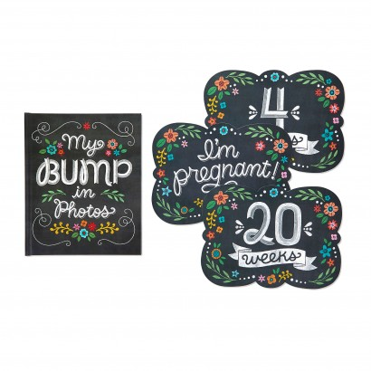 Monthly Pregnancy Picture Album Kit