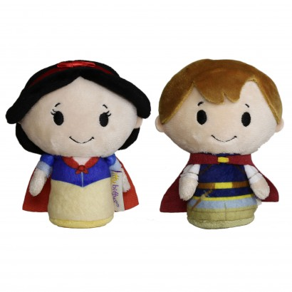 Snow White and Prince Charming itty bittys