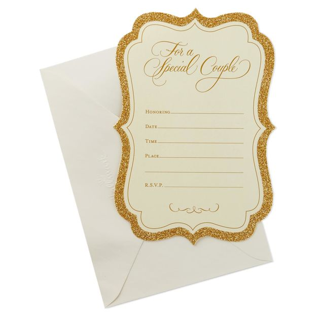 Special Couple Invitations