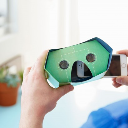 Hallmark Virtual Reality Pop Up Viewer
