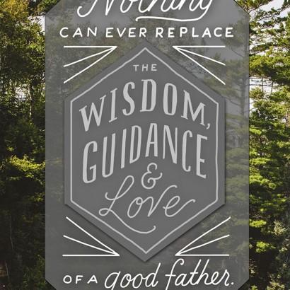 Hallmark Signature -Wisdom Father's Day Card