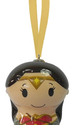 WONDER WOMAN™ Hallmark itty bittys Christmas ornament