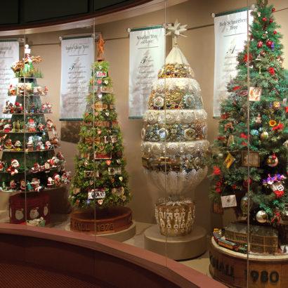 JC Hall Christmas Trees
