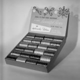 Hallmark Gift Wrap - 1952_Hall-Sheen-Ribbon