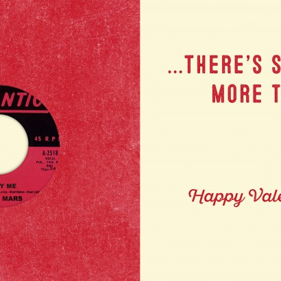 Hallmark introduces first ever vinyl record greeting cards this more to love valentines day card with vinyl record m4hsunfo
