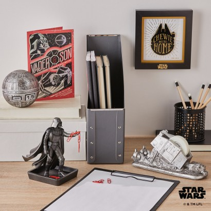 Star Wars Desk Decor