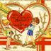 Undated Valentine's Day Card