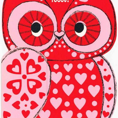 1977 Valentine's Day Card