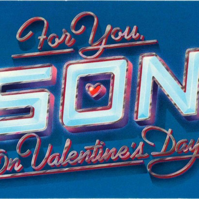 1983 Valentine's Day Card