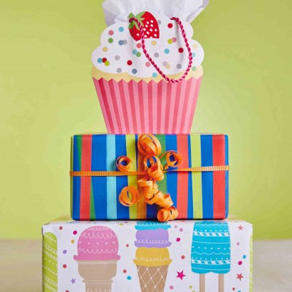 Hallmark Gift Wrap - Kids Collection