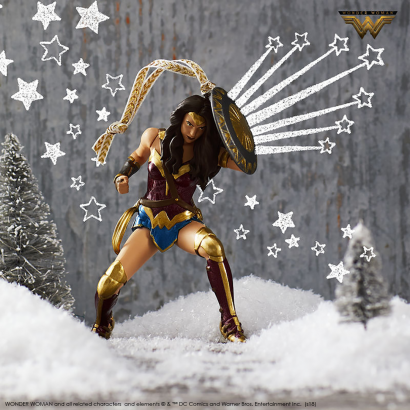 Wonder Woman Ornament