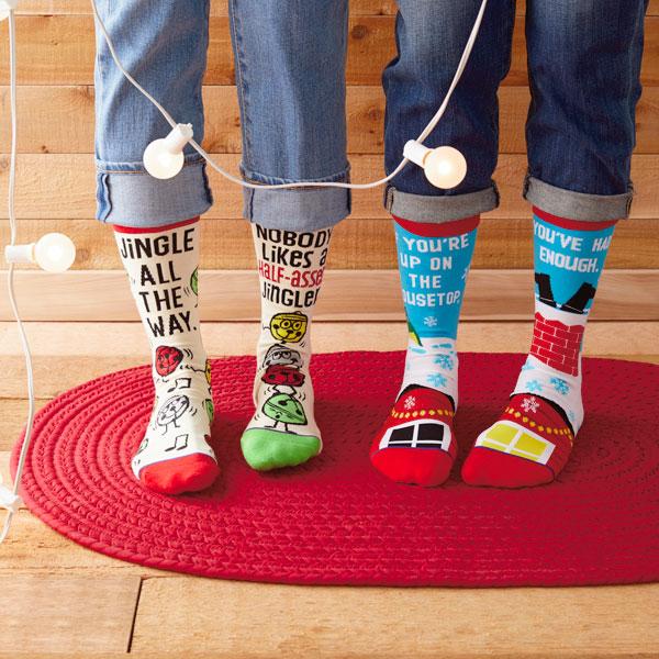 Toe of a Kind Socks