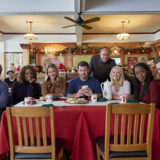 """Christmas in Evergreen: Letters to Santa"" cast"