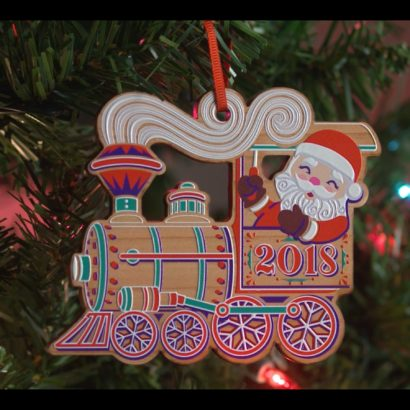 Crown Center & Hallmark Keepsake Ornaments Unveil 2018 Mayor's Christmas Tree Ornament