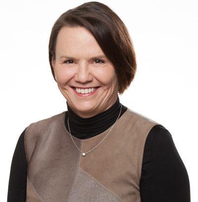 Beth Sweetman, Hallmark's senior vice president of human resources