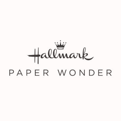 Hallmark Paper Wonder Logo