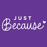 Just Because Logo